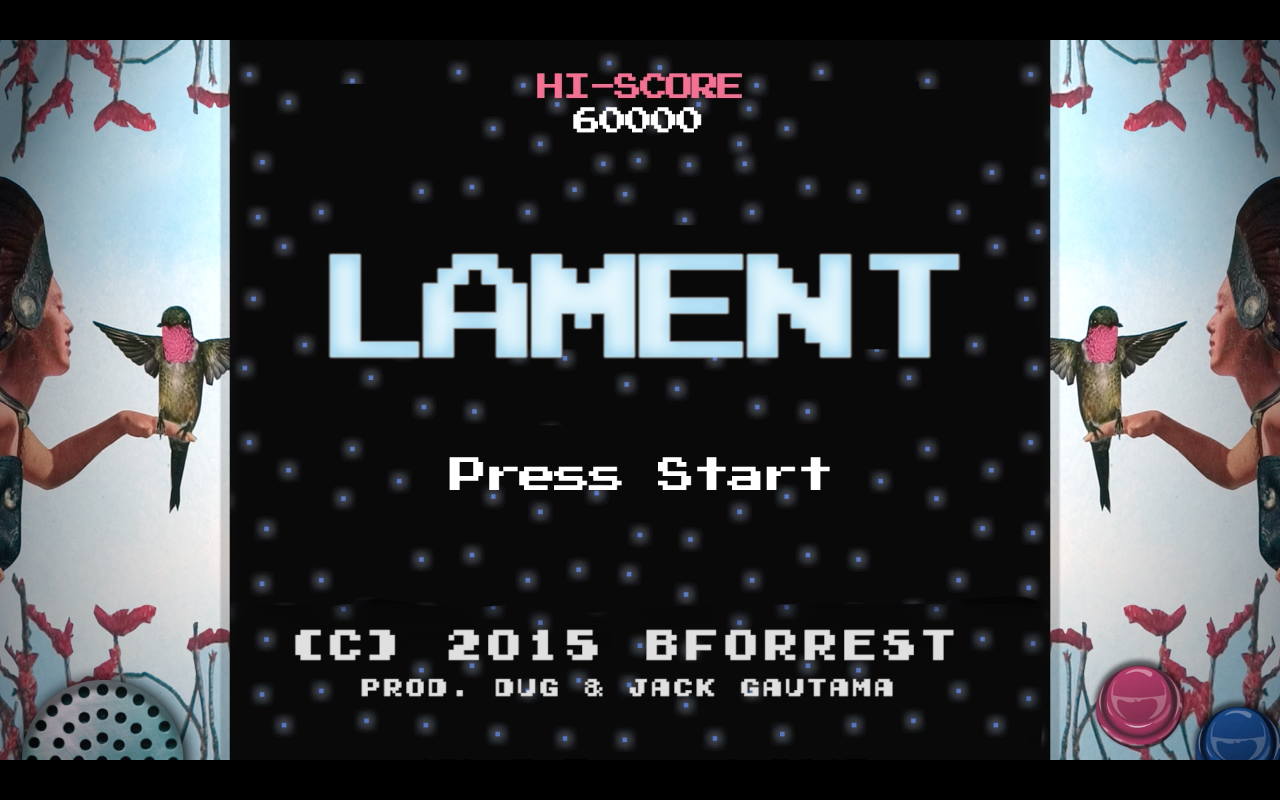 Lament (for the future race)
