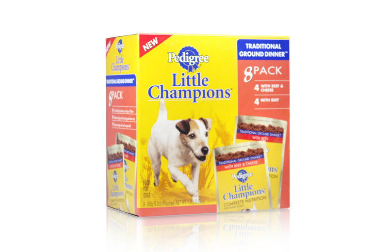 Pedigree Little Champion Multipack