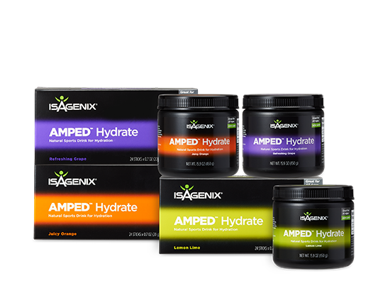 AMPED Performance Line