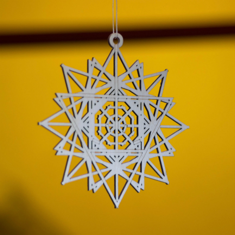 CUT BY BEAM     Laser etched products and services. Based in Cornwall. Limited edition Christmas decorations.