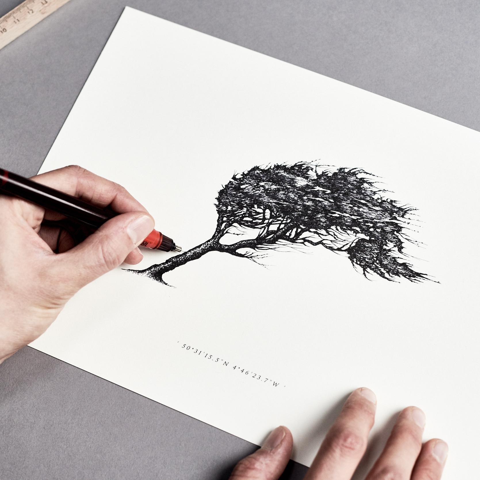 NICOLE HEIDARIPOUR     Illustration, design and printshop. Based in Cornwall.