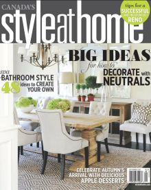 Style at Home - September 2012