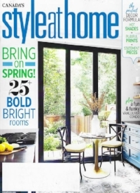 Style at Home - April 2017