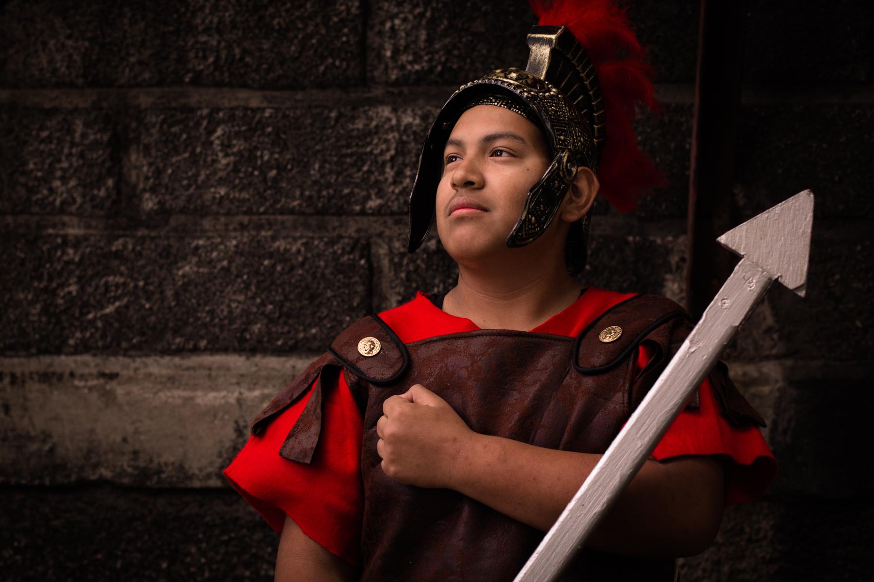 Proud Centurion