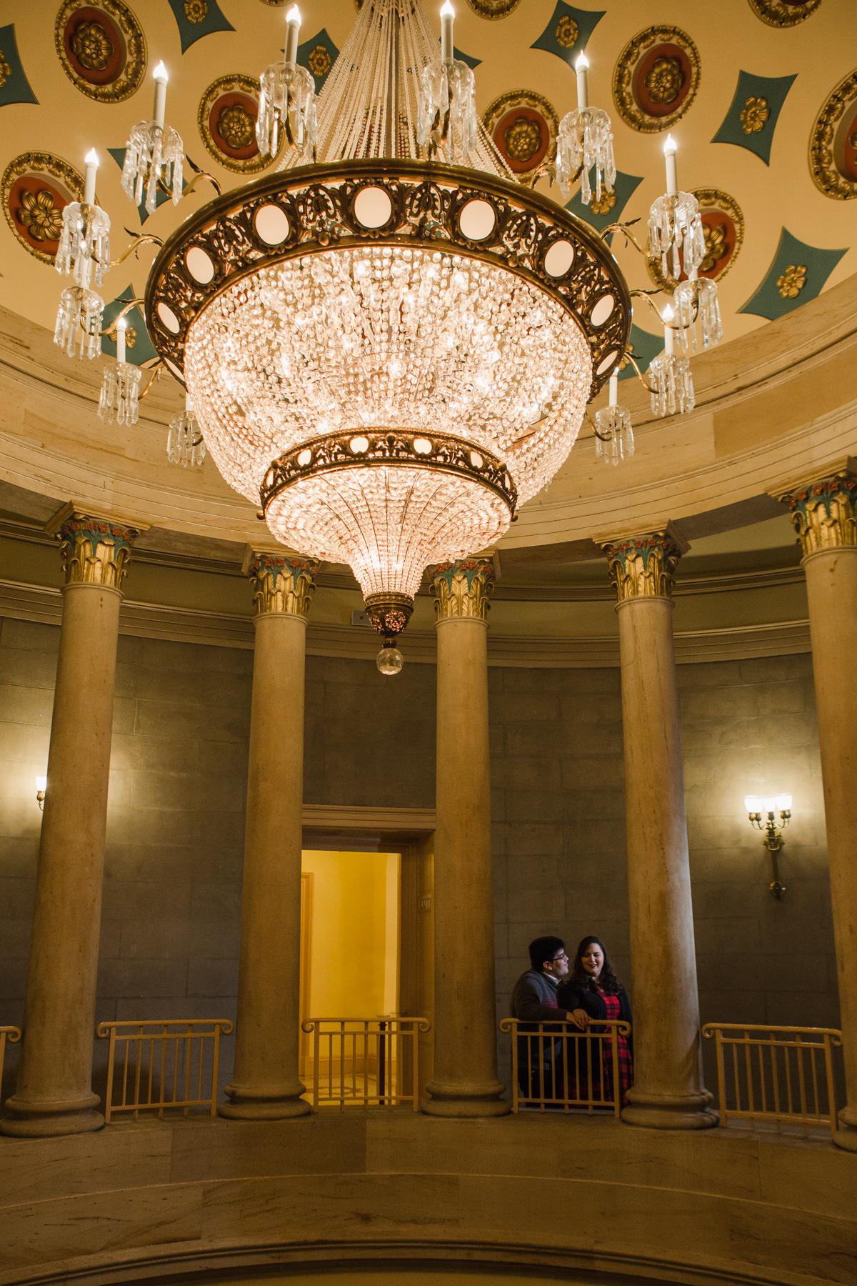Small Senate Rotunda, US Capitol