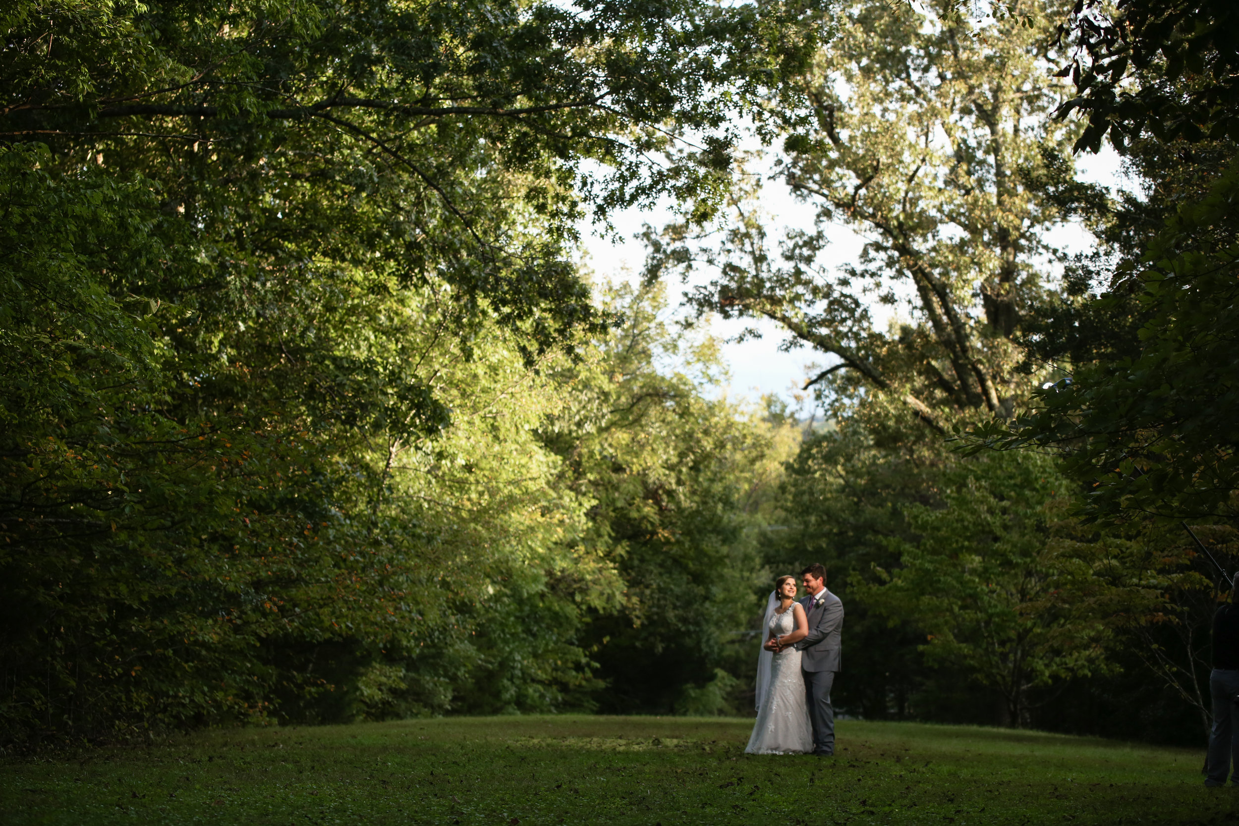 LUCY + ANDREW - Swann Plantation, Sevierville, TN