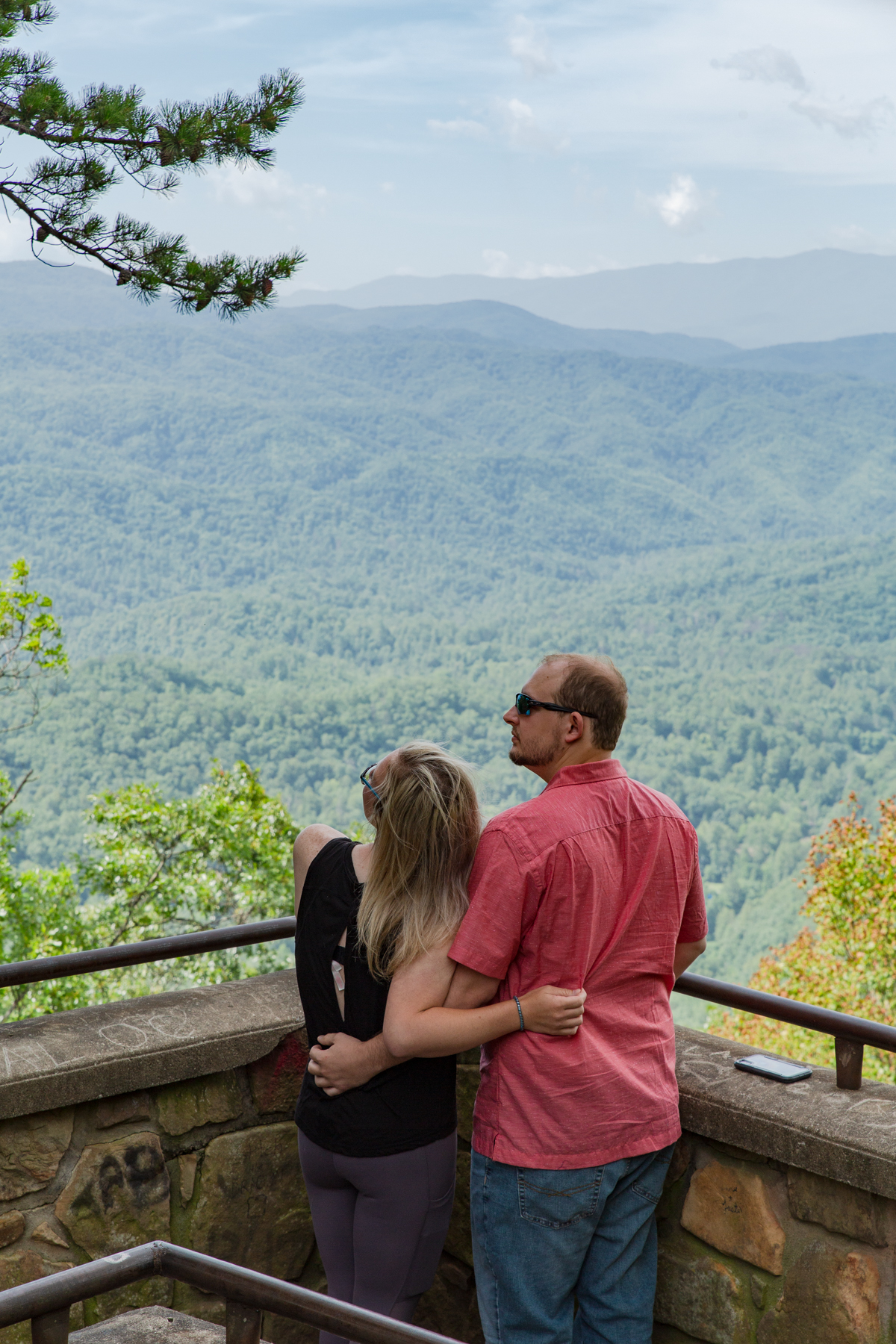 Young Couple at Look Rock 01.jpg