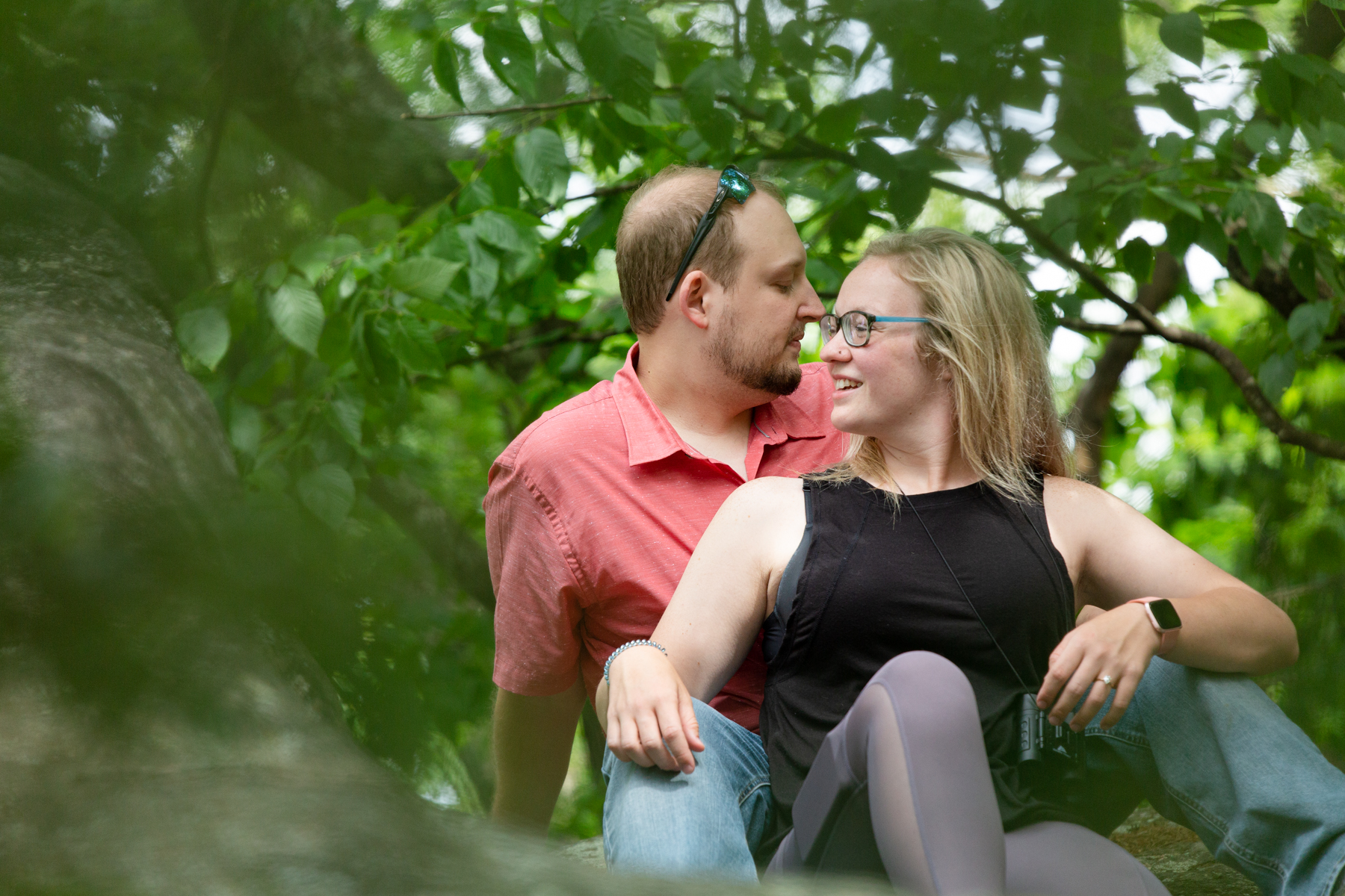 Engaged Couple on the Foothills Parkway.jpg