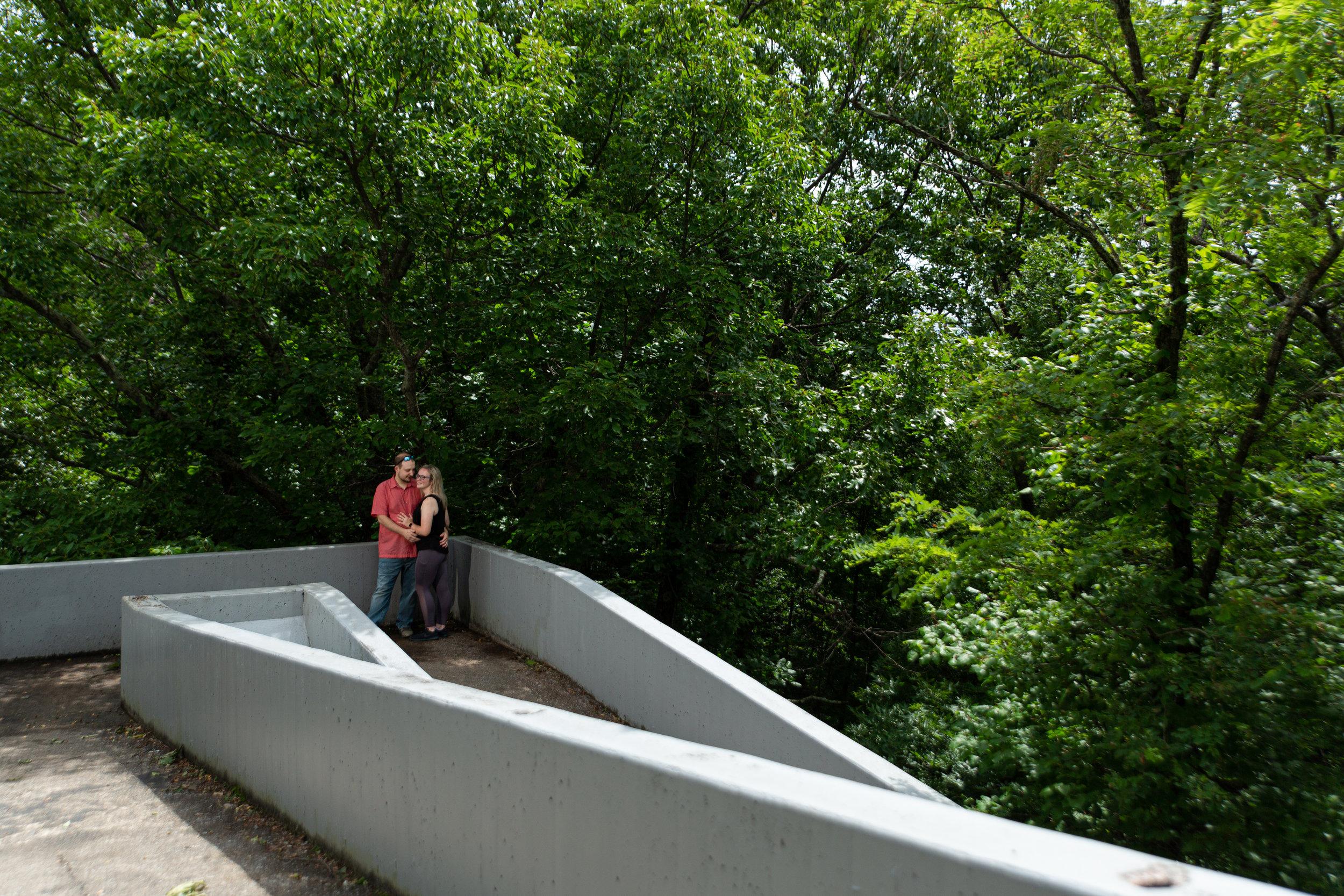 Couple at Look Rock Observation Deck.jpg