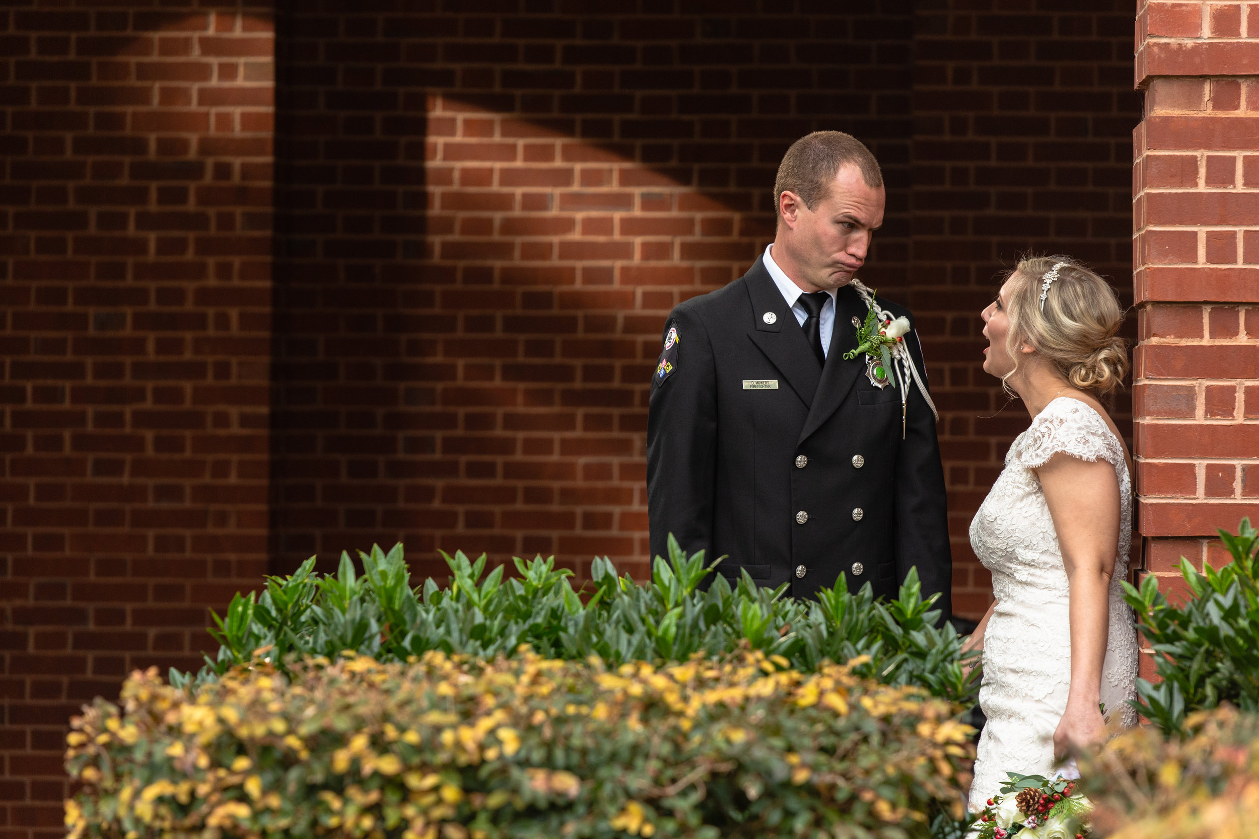 danielle + drew - Knoxville Courthouse, Knoxville, Tennessee