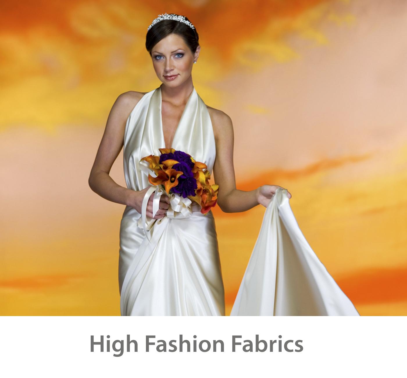 High Fashion Fabrics