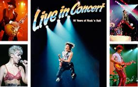 Live in Concert: 10 years of Rock and Roll