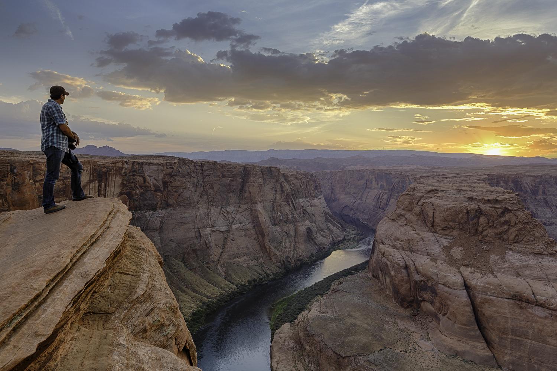 Photo ©Orlando Morantes/Horseshoe Bend, Arizona