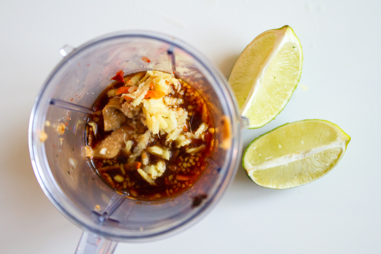 Bolandia Blogger Vancouver - Spicy Peanut Veggie Noodle Bowl-7724