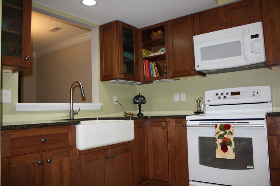 Custom Kitchen Cabinets, Cincinnati Ohio