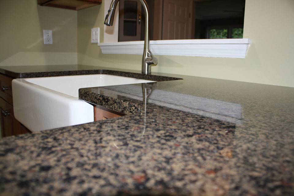 Granite Countertop with Sink KB Innovations Cincinnati OH