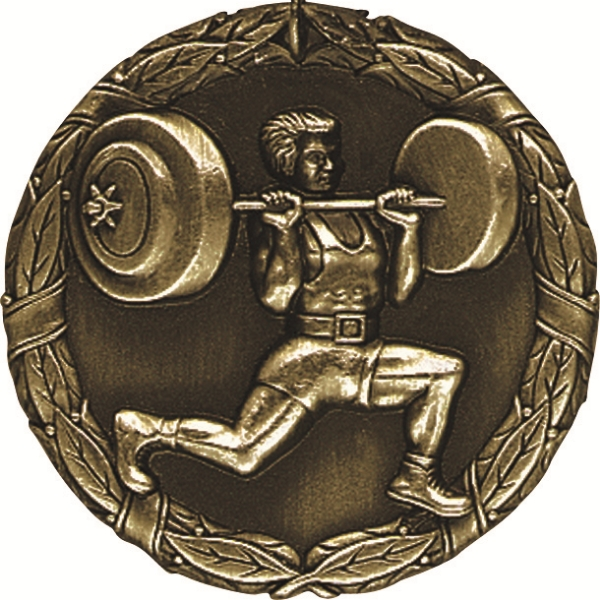 Weightlifter  - XR-266