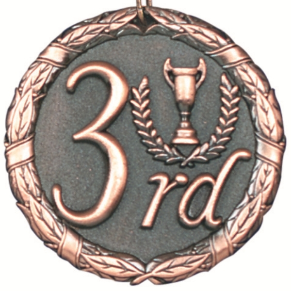 3rd Place  - XR-283 (Bronze Only)