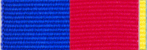 Royal Blue, Red & Yellow
