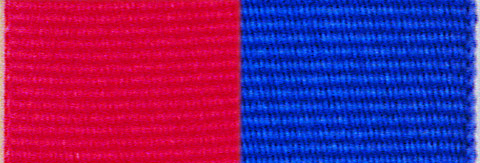 Red & Royal Blue