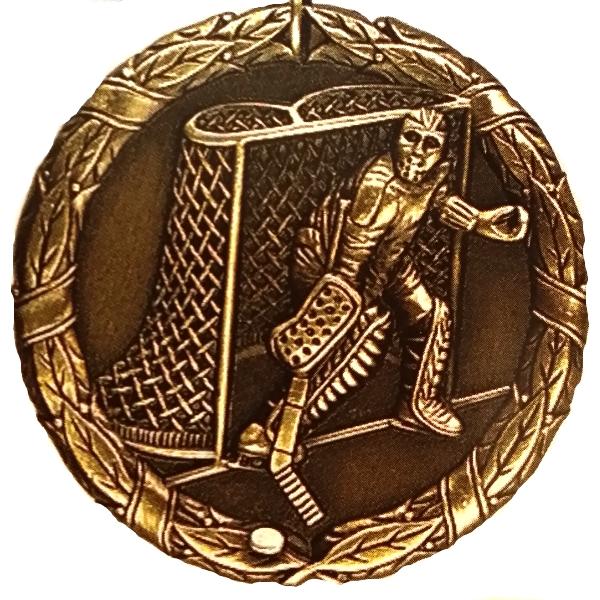 Hockey Goalie  - XR-271