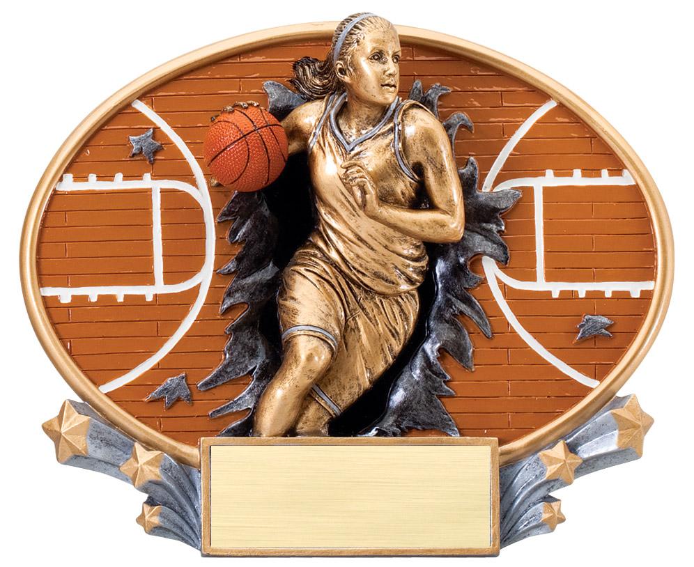 Basketball - Female   MX2008