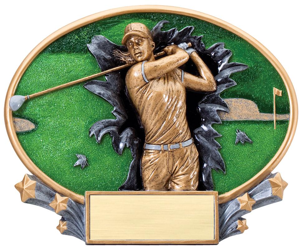 Golf - Female   MX2004