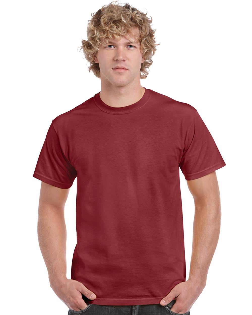 Gildan   5000     Heavy Cotton  ™    Classic Fit Adult T-Shirt    5.3 oz 100% Cotton
