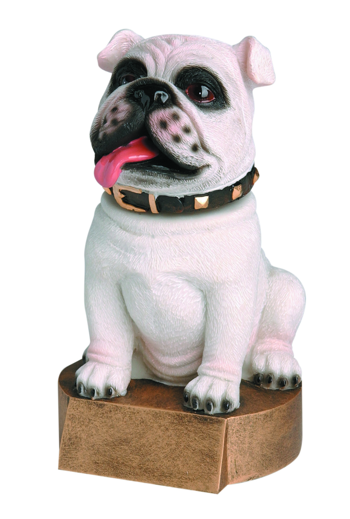 Bulldog, White - BHC-652