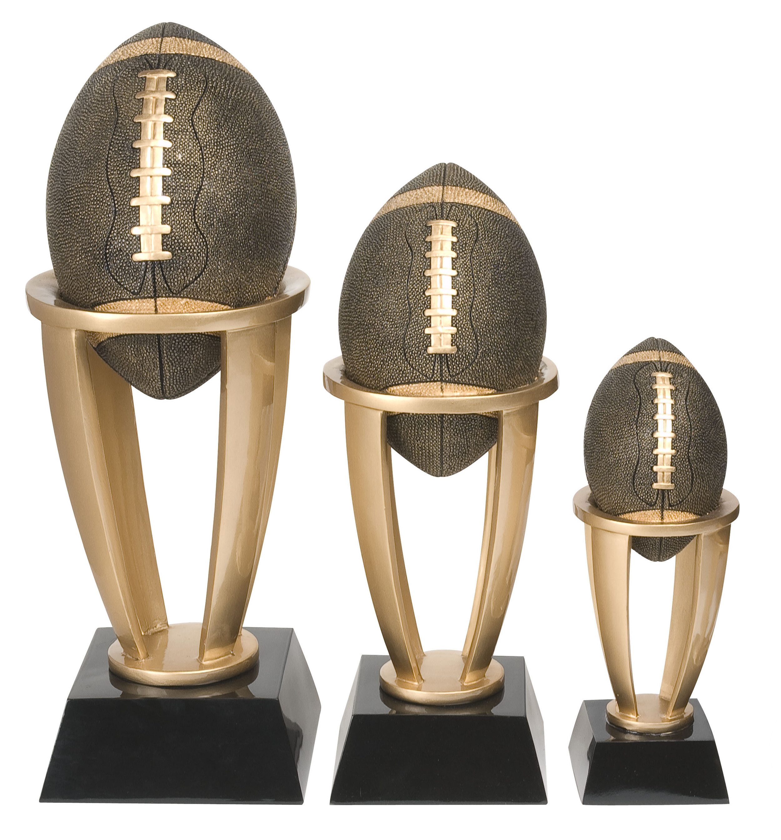 Football Tower Group:   Large - TRA-25  Medium - TRB-25  Small - TRC-25