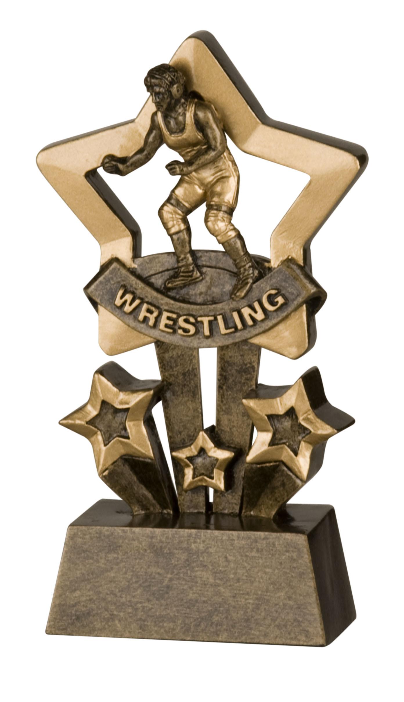 Wrestling - STR-08