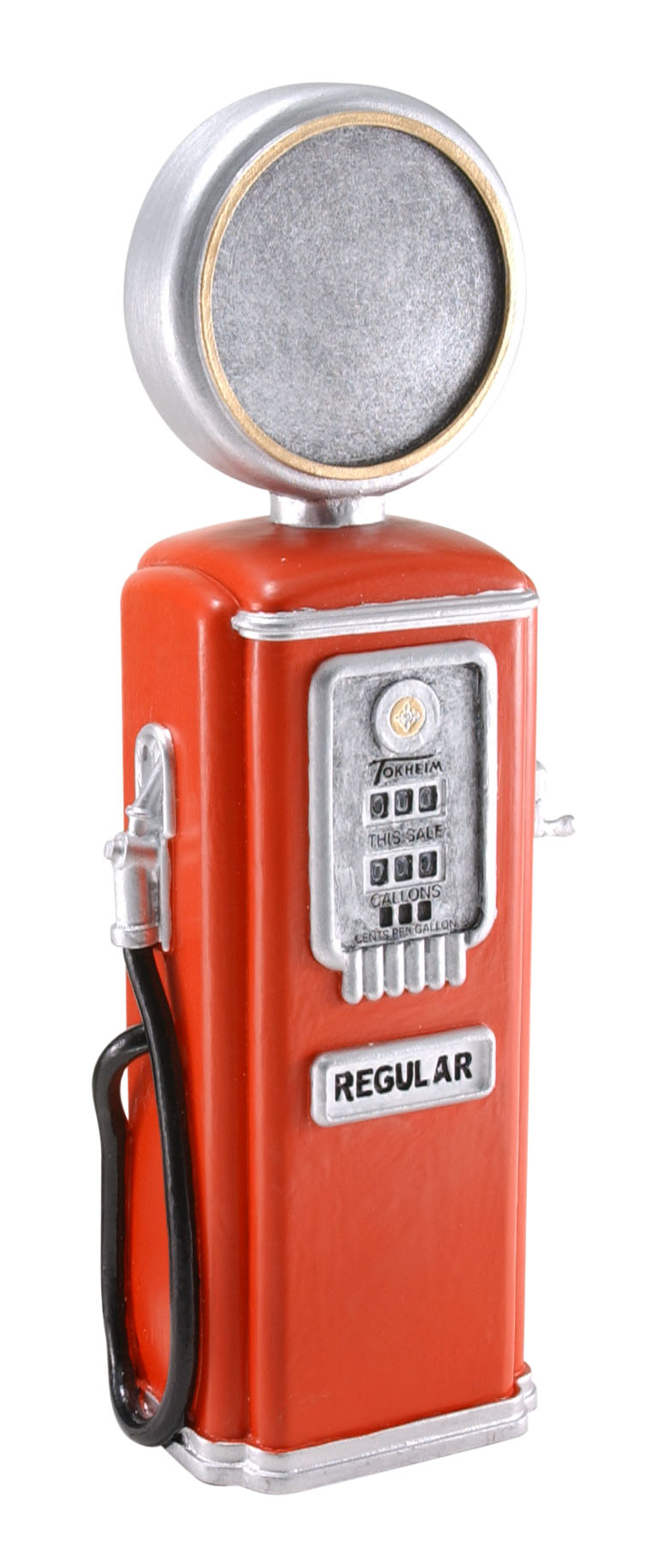 """Gas Pump:   Large - not available  Medium - RFC-1087 - 9""""  Small - not available"""