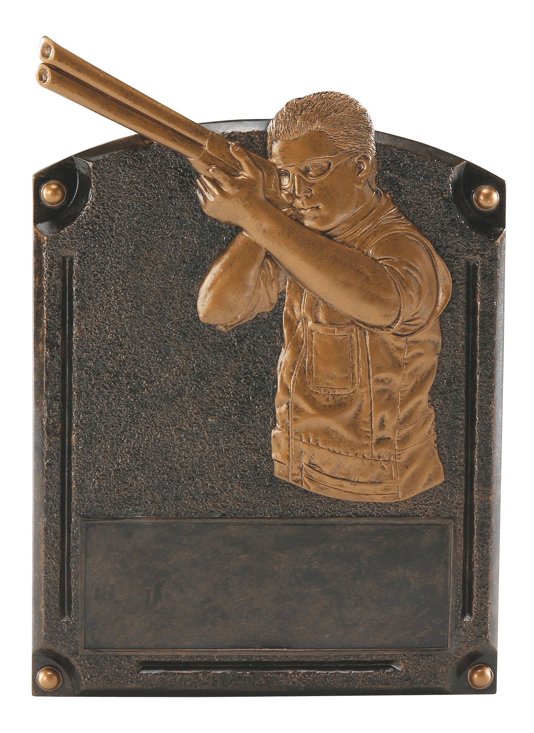Trap Shooting   Large - 54743GS  Small - not available