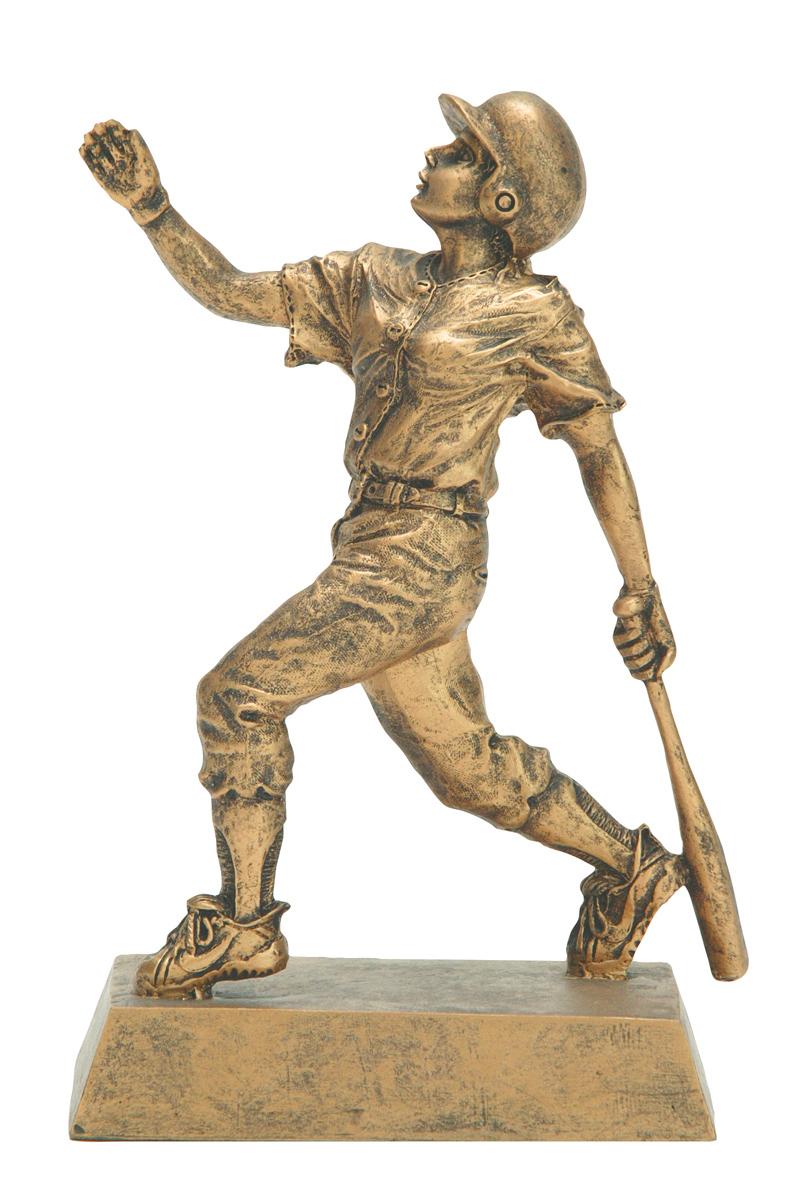 """Softball:   Large - 50706-G - 10.5""""  Medium - 50606-G - 8"""""""