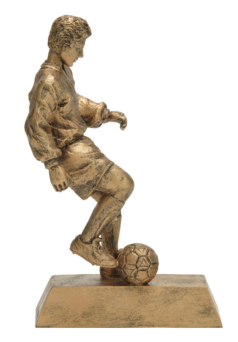 "Soccer, Male:   Medium - 50401-G - 8"""