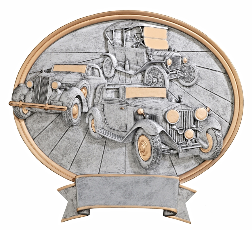 """Antique Cars:   Small - not available  Large - 8"""" wide - 54111GS"""