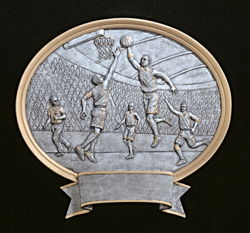 """Basketball, Male:   Small - 6"""" wide - 56505GS  Large - 8"""" wide - 54505GS"""