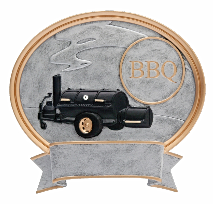 """BBQ:   Small - 6"""" wide - 56201GS  Large - not available"""