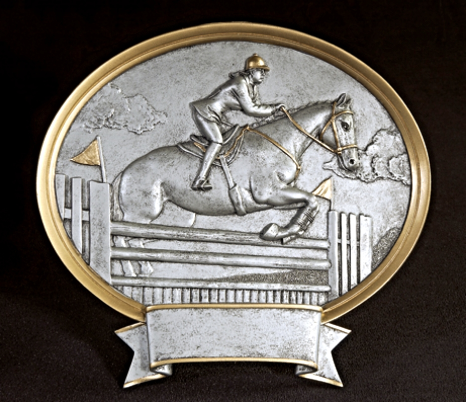 """Equestrian, Female:   Small - not available  Large - 8"""" wide - 54746GS"""