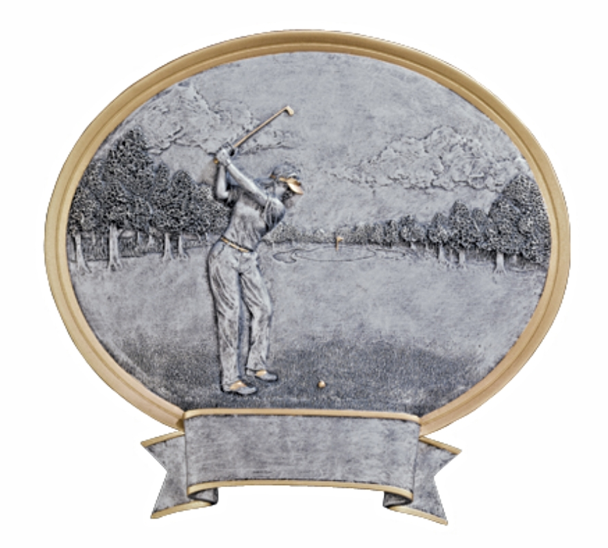 """Golf, Female:   Small - 6"""" wide - 56622GS  Large - 8"""" wide - 54622GS"""