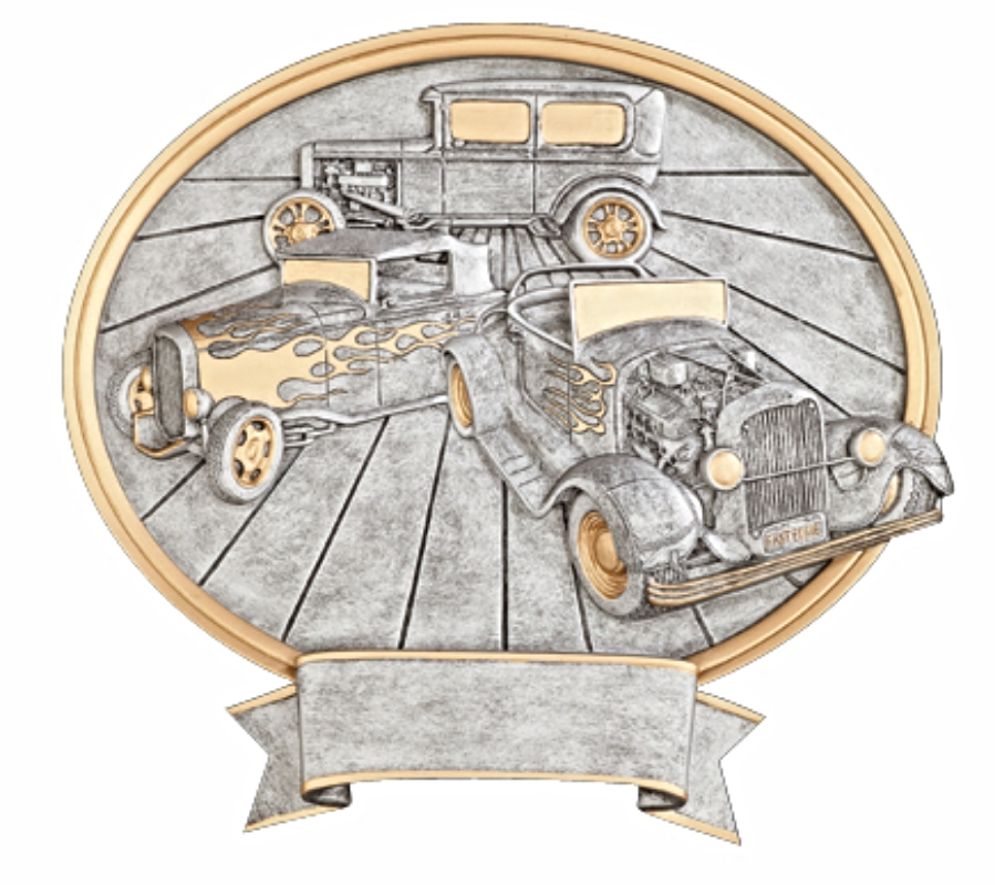 """Hot Rods:   Small - not available  Large - 8"""" wide - 54113GS"""