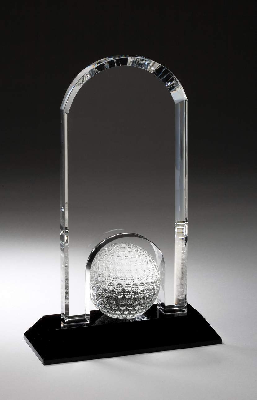 "Crystal Dome   CRY308 - 9"" tall x 5.75"" wide   Price = $107"