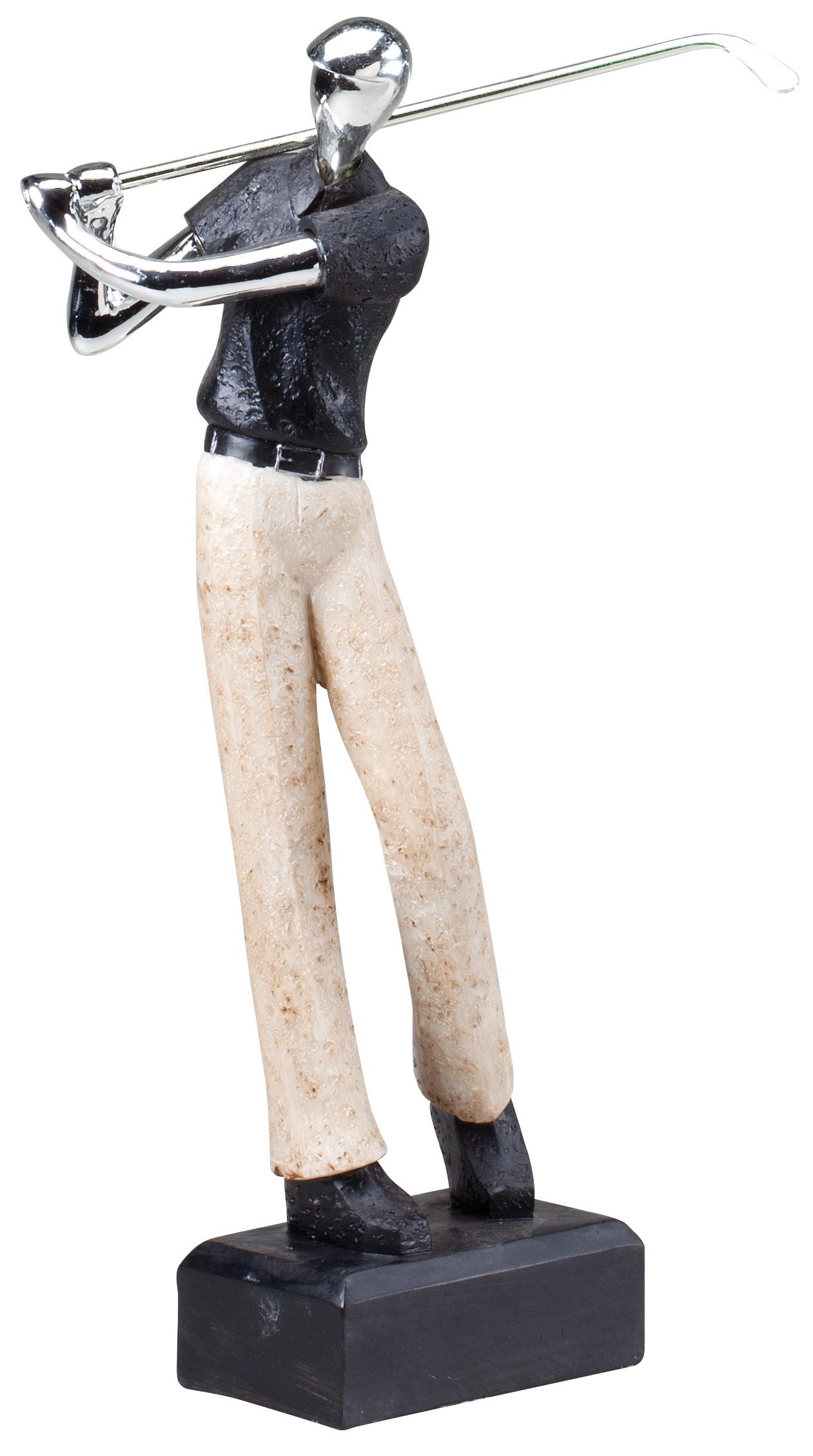 "Medium Resin - Male Golfer   RF20744 - 12.5"" tall   Price = $44"