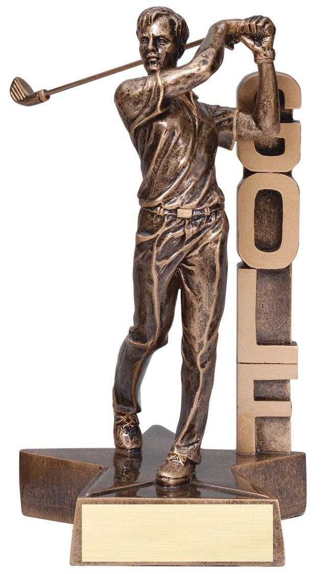 Billboard Series - Golf, Male