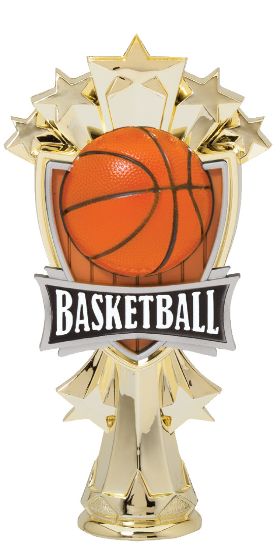 "All Star Basketball Figure   MF3263 - 6.5"" tall"