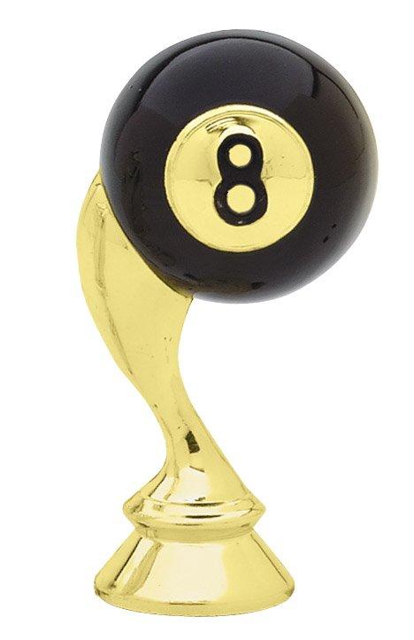 """8 Ball   F4110 - 2.5"""" tall"""