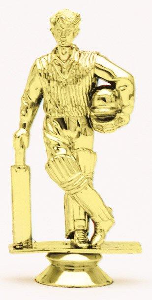 """Cricket Batsman 2   F1932 - 5"""" tall"""