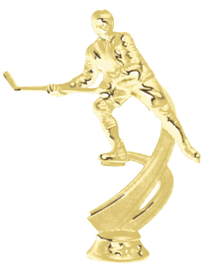 "Sport Motion - Hockey - Male   MF4509 - 6"" tall"