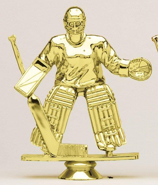 "Hockey Goalie - Female   F1571 - 5"" tall"