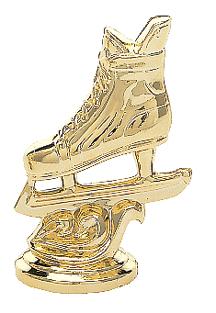 "Hockey Skate   143-G - 2.75"" tall"